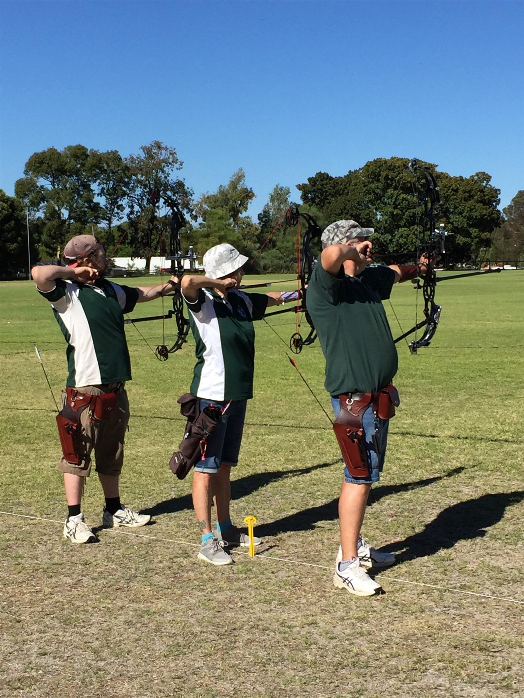 Compound archers