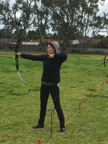 Recurve archer