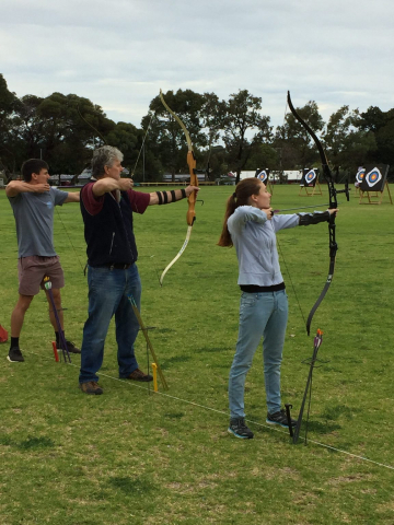 New archers
